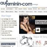 conseils mariage au féminin