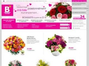 catalogue fleurs bouquet nantais