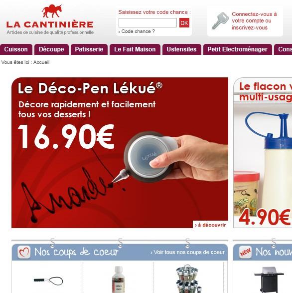 catalogue ustensiles de cuisine la cantinière