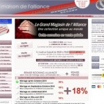 catalogue alliance mariage