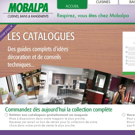 catalogue cuisines mobalpa