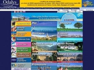 odalys vacances.com
