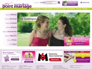 catalogue pointmariage