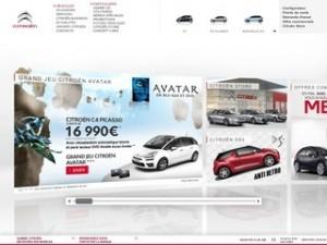 Citroën, le site de toute la gamme Citroën