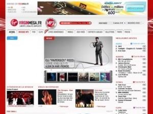 catalogue téléchargement de musique virgin
