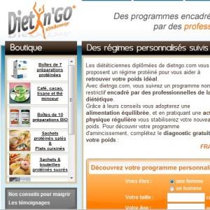catalogue dietngo