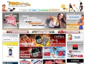 Lesprotéines.com
