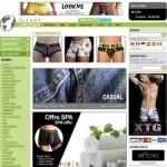 catalogue chaussettes planet-undies
