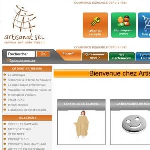 catalogue artisanat sel
