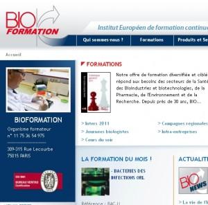 BIO FORMATION