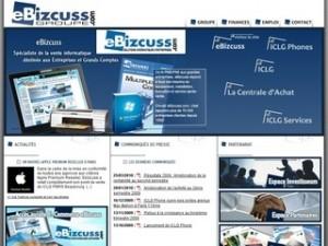 catalogue équipement informatique ebizcuss