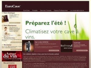 CATALOGUE EUROCAVE, VINS ET CIGARES