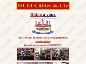 HI FI Câbles & compagnie