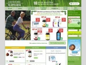 Laboratoires Ilapharm, produits naturels et de la ruche