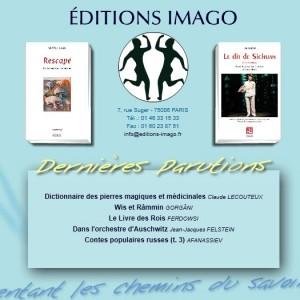Éditions Imago