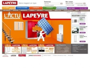 CATALOGUE LAPEYRE