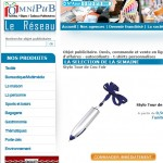 catalogue objets publicitaires omnipub