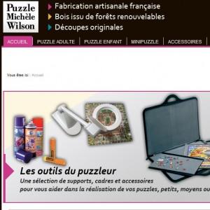 Puzzles Michèle Wilson