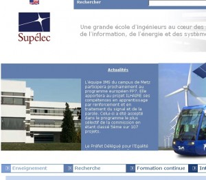 FORMATION SUPELEC