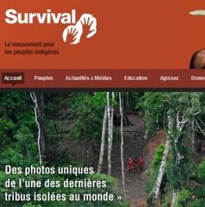 catalogue survival france