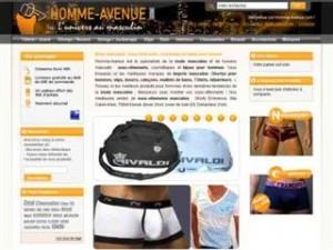 homme avenue.com