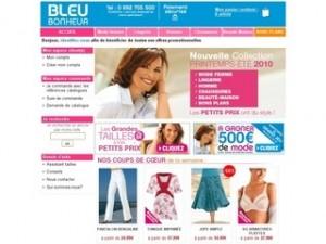 bleu bonheur.com