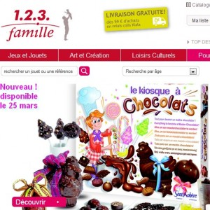 CATALOGUE 123 FAMILLE