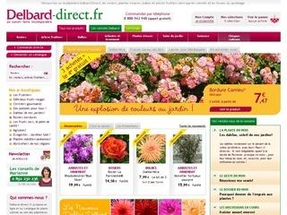 catalogue bulbes delbard