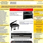 catalogue france pianos