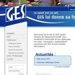catalogue sport ges