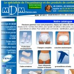 Catalogue incontinence MDM