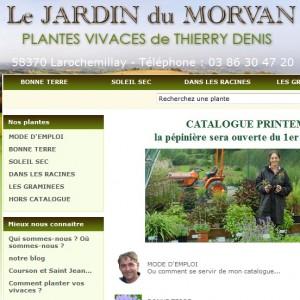 CATALOGUE LE JARDIN DU MORVAN