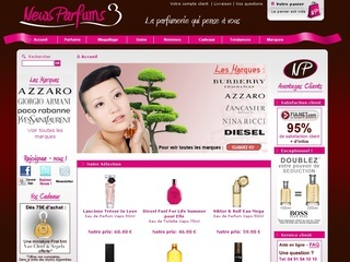 CATALOGUE NEWS PARFUM