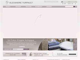 catalogue linge de maisson alexandre turpault