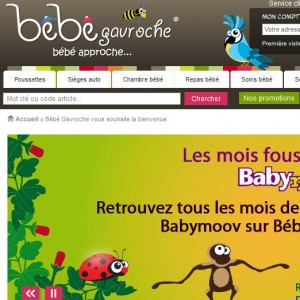 catalogue bébé gavroche