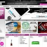 catalogue instruments de musique