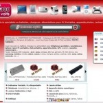 catalogue batteries pc portable 100000volts