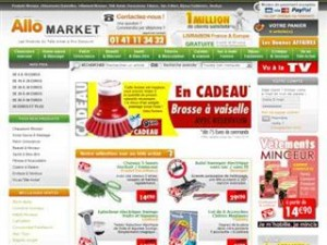 CATALOGUE ALLOMARKET