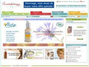 CATALOGUE AROMATHOLOGIE