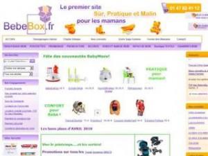 catalogue trousseau bébé box