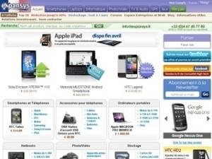 catalogue accessoires téléphone portable expansys.fr