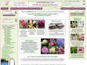Jardin du Pic Vert