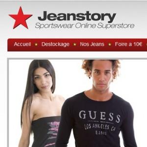 jeanstory
