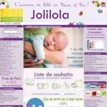 catalogue produits bio pour bébés jolilola