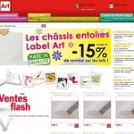 catalogue matériel pour artistes