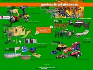 CATALOGUE LE JARDIN DE CATHERINE