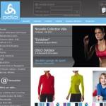 Boutique Odlo, la marque de vêtements qu'il vous faut pour tous les sports