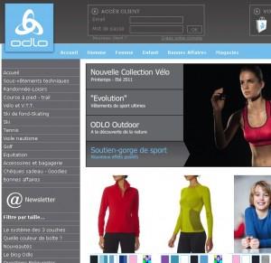 Boutique Odlo, la marque de vêtements quil vous faut pour tous les sports