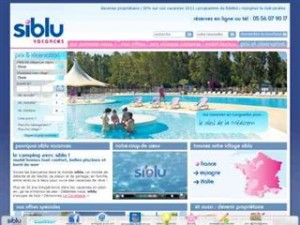 Siblu, spécialiste des vacances en camping