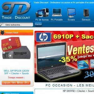 catalogue ordinateurs trade discount